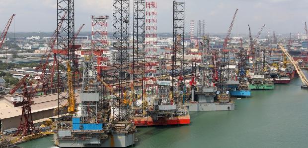 Πτώση τμήματος γερανού σε ναυπηγείο προξένησε ζημιά σε υπό κατασκευή εξέδρα jackup - e-Nautilia.gr   Το Ελληνικό Portal για την Ναυτιλία. Τελευταία νέα, άρθρα, Οπτικοακουστικό Υλικό
