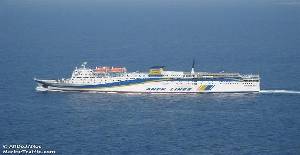 Προσέκρουσε στο λιμάνι της Σητείας, το «ΠΡΕΒΕΛΗΣ» - e-Nautilia.gr | Το Ελληνικό Portal για την Ναυτιλία. Τελευταία νέα, άρθρα, Οπτικοακουστικό Υλικό