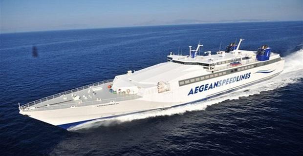 Το Speedrunner πάει… Σίκινο! - e-Nautilia.gr | Το Ελληνικό Portal για την Ναυτιλία. Τελευταία νέα, άρθρα, Οπτικοακουστικό Υλικό