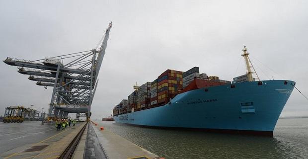 Τεράστιες προκλήσεις σε λιμάνια και μεταφορείς προκαλούν τα μέγα-πλοία - e-Nautilia.gr | Το Ελληνικό Portal για την Ναυτιλία. Τελευταία νέα, άρθρα, Οπτικοακουστικό Υλικό