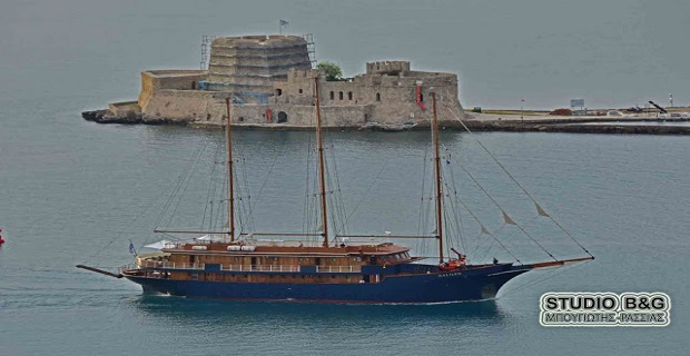 Galileo: Ένα ιστιοφόρο άλλης εποχής στο Ναύπλιο [βίντεο+φωτο] - e-Nautilia.gr | Το Ελληνικό Portal για την Ναυτιλία. Τελευταία νέα, άρθρα, Οπτικοακουστικό Υλικό