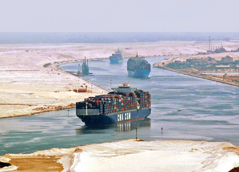 Διώρυγα του Σουέζ: H μεγαλύτερη διώρυγα του κόσμου (Photos) - e-Nautilia.gr | Το Ελληνικό Portal για την Ναυτιλία. Τελευταία νέα, άρθρα, Οπτικοακουστικό Υλικό