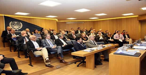 Στιγμιότυπο της Γενικής Συνέλευσης των Μελών της HELMEPA