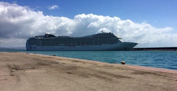 Ολοκληρώθηκαν τα έργα στο λιμάνι του Κατακόλου [vid+pics] - e-Nautilia.gr | Το Ελληνικό Portal για την Ναυτιλία. Τελευταία νέα, άρθρα, Οπτικοακουστικό Υλικό