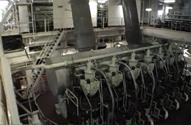 Ξενάγηση στο μηχανοστάσιο ενός δεξαμενόπλοιου (Video) - e-Nautilia.gr | Το Ελληνικό Portal για την Ναυτιλία. Τελευταία νέα, άρθρα, Οπτικοακουστικό Υλικό