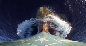 Εκπληκτικό time-lapse βίντεο με ταξίδι πλοίου container διάρκειας 2 μηνών! [βίντεο]