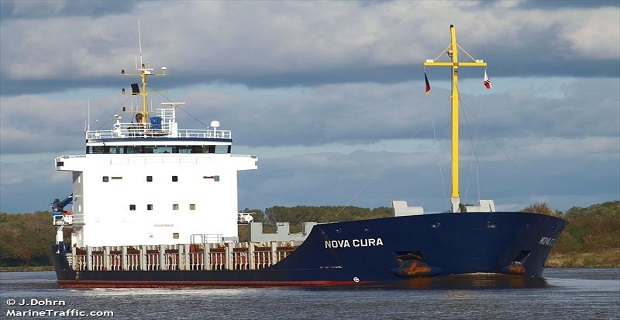 Φορτηγό πλοίο προσάραξε στη Μυτιλήνη - e-Nautilia.gr | Το Ελληνικό Portal για την Ναυτιλία. Τελευταία νέα, άρθρα, Οπτικοακουστικό Υλικό