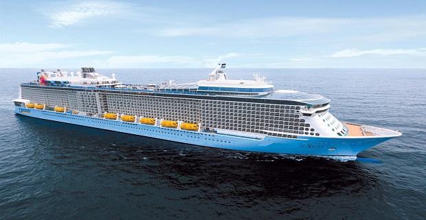 Το «Ovation of the Seas» κατέπλευσε στο Ρότερνταμ [βίντεο] - e-Nautilia.gr | Το Ελληνικό Portal για την Ναυτιλία. Τελευταία νέα, άρθρα, Οπτικοακουστικό Υλικό