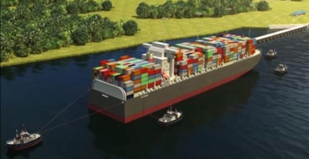 Δείτε πως λειτουργεί το κανάλι του Παναμά μετά την επέκταση (Video) - e-Nautilia.gr | Το Ελληνικό Portal για την Ναυτιλία. Τελευταία νέα, άρθρα, Οπτικοακουστικό Υλικό