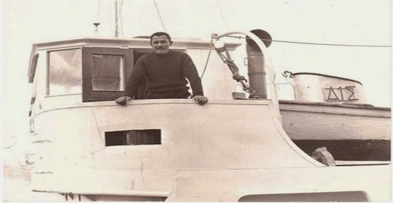 Σκοπελίτης:Ο θρυλικός καπετάνιος των Μικρών Κυκλάδων που τον «φοβήθηκε» η θάλασσα (Video) - e-Nautilia.gr | Το Ελληνικό Portal για την Ναυτιλία. Τελευταία νέα, άρθρα, Οπτικοακουστικό Υλικό