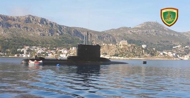 Φωτογραφίες από τον Κατάπλου Υποβρυχίων στη Ν. Μεγίστη - e-Nautilia.gr   Το Ελληνικό Portal για την Ναυτιλία. Τελευταία νέα, άρθρα, Οπτικοακουστικό Υλικό