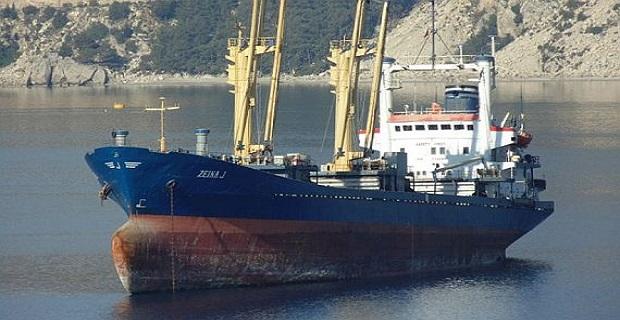 Φορτηγό πλοίο προσάραξε στην Κω - e-Nautilia.gr | Το Ελληνικό Portal για την Ναυτιλία. Τελευταία νέα, άρθρα, Οπτικοακουστικό Υλικό