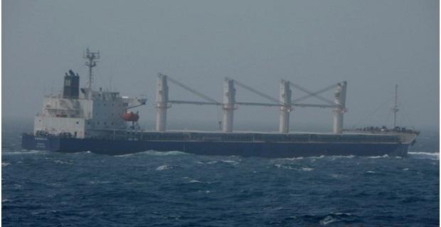 Με ασφάλεια έφτασε στη Σομαλία για ανθρωπιστική βοήθεια το πλοίο Evangelia L - e-Nautilia.gr | Το Ελληνικό Portal για την Ναυτιλία. Τελευταία νέα, άρθρα, Οπτικοακουστικό Υλικό