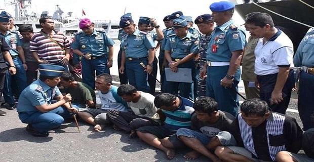 Απελευθερώθηκε τάνκερ από πειρατές στην Ινδονησία - e-Nautilia.gr | Το Ελληνικό Portal για την Ναυτιλία. Τελευταία νέα, άρθρα, Οπτικοακουστικό Υλικό