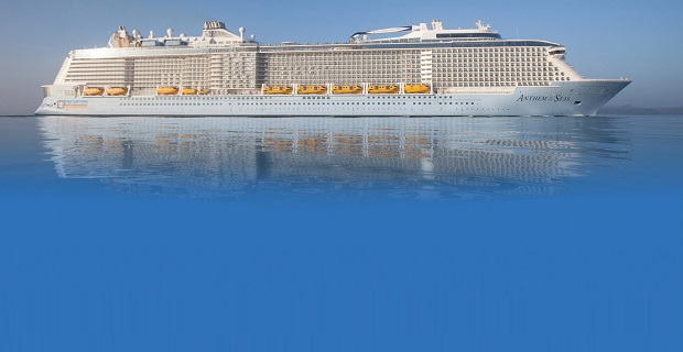 Άλλα 3 κρουαζιερόπλοια παρήγγειλε η Royal Caribbean - e-Nautilia.gr | Το Ελληνικό Portal για την Ναυτιλία. Τελευταία νέα, άρθρα, Οπτικοακουστικό Υλικό