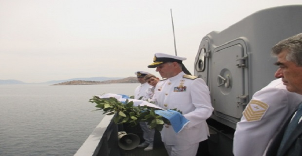 Εκδήλωση μνήμης για τη βύθιση του Αντιτορπιλικού Ψαρά - e-Nautilia.gr | Το Ελληνικό Portal για την Ναυτιλία. Τελευταία νέα, άρθρα, Οπτικοακουστικό Υλικό