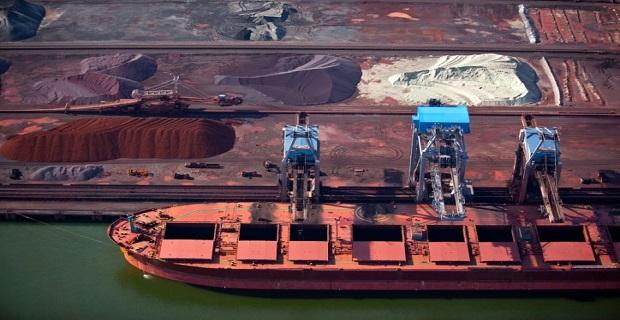 Άσχημα νέα για την αγορά capesize από την ύφεση στην παραγωγή σιδήρου - e-Nautilia.gr | Το Ελληνικό Portal για την Ναυτιλία. Τελευταία νέα, άρθρα, Οπτικοακουστικό Υλικό