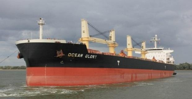Καταγγελία των ναυτεργατών του M/V «OCEAN GLORY» - e-Nautilia.gr | Το Ελληνικό Portal για την Ναυτιλία. Τελευταία νέα, άρθρα, Οπτικοακουστικό Υλικό