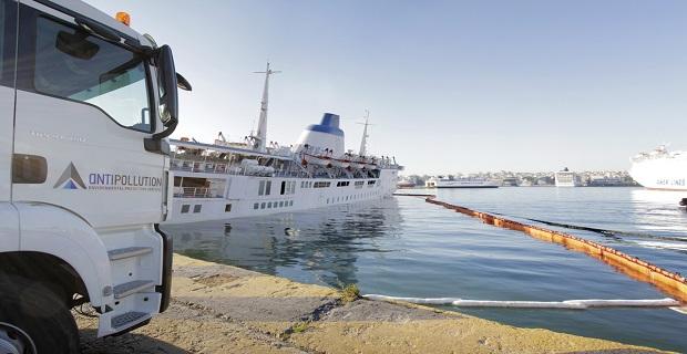 Η άμεση παρέμβαση της ANTIPOLLUTION ANE κατάφερε να αποτρέψει συμβάν ρύπανσης του «Παναγία Τήνου»[pics+vid] - e-Nautilia.gr | Το Ελληνικό Portal για την Ναυτιλία. Τελευταία νέα, άρθρα, Οπτικοακουστικό Υλικό