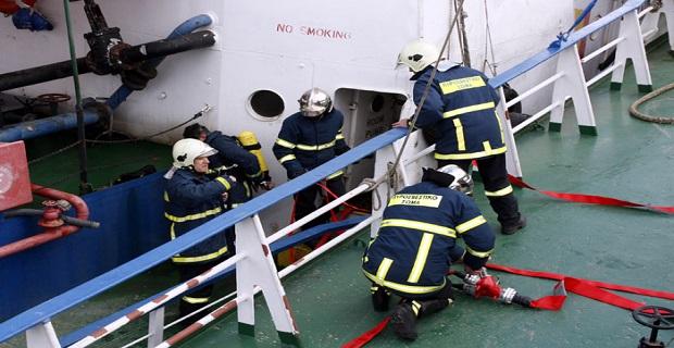Μικρής έκτασης πυρκαγιά σε δεξαμενόπλοιο στο Πέραμα - e-Nautilia.gr | Το Ελληνικό Portal για την Ναυτιλία. Τελευταία νέα, άρθρα, Οπτικοακουστικό Υλικό