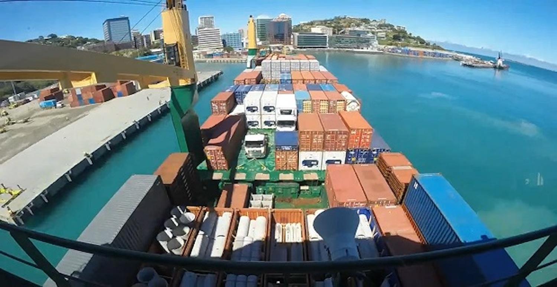 Εκπληκτικό time-lapse βίντεο με ταξίδι πλοίου container διάρκειας 33 ημερών! [video] - e-Nautilia.gr | Το Ελληνικό Portal για την Ναυτιλία. Τελευταία νέα, άρθρα, Οπτικοακουστικό Υλικό