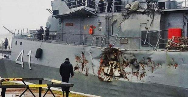 Σύγκρουση τάνκερ με περιπολικό σκάφος στην Αργεντινή - e-Nautilia.gr | Το Ελληνικό Portal για την Ναυτιλία. Τελευταία νέα, άρθρα, Οπτικοακουστικό Υλικό
