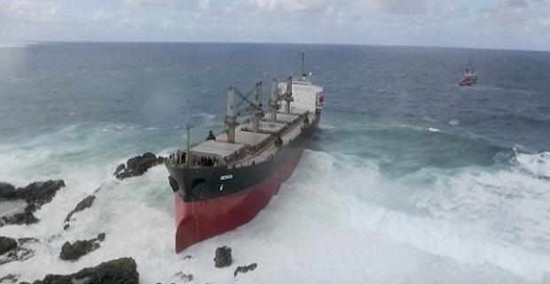 Άγριος καυγάς Φιλιππινέζων οδήγησε στην προσάραξη ελληνικού πλοίου (video) - e-Nautilia.gr | Το Ελληνικό Portal για την Ναυτιλία. Τελευταία νέα, άρθρα, Οπτικοακουστικό Υλικό