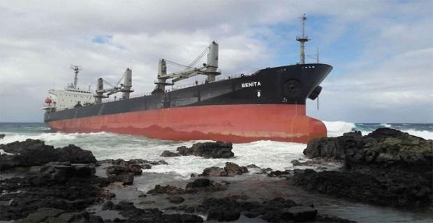 Πετρελαιοκηλίδα γύρω από το προσαραγμένο πλοίο στον Μαυρίκιο (photos+video) - e-Nautilia.gr   Το Ελληνικό Portal για την Ναυτιλία. Τελευταία νέα, άρθρα, Οπτικοακουστικό Υλικό