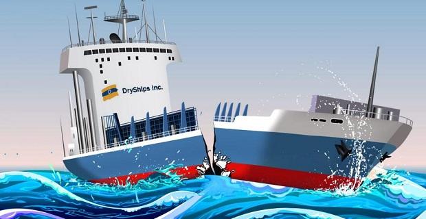 DryShips: Ανησυχίες για πτώχευση μετά τη βύθιση των μετοχών της - e-Nautilia.gr | Το Ελληνικό Portal για την Ναυτιλία. Τελευταία νέα, άρθρα, Οπτικοακουστικό Υλικό