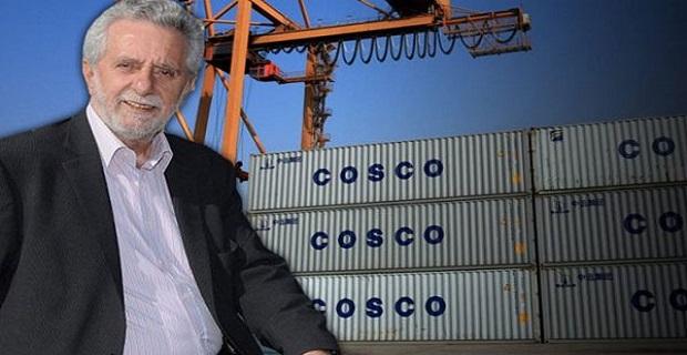 Μονομερείς ενέργειες στο ν/σ για ΟΛΠ καταγγέλλει η COSCO - e-Nautilia.gr | Το Ελληνικό Portal για την Ναυτιλία. Τελευταία νέα, άρθρα, Οπτικοακουστικό Υλικό