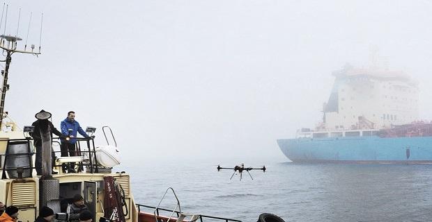 Χρήση drones για ανεφοδιασμό των πλοίων της δοκιμάζει η Maersk - e-Nautilia.gr | Το Ελληνικό Portal για την Ναυτιλία. Τελευταία νέα, άρθρα, Οπτικοακουστικό Υλικό
