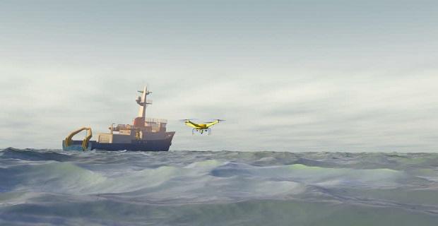Υπό κράτηση πλοίο για χρήση drone στη Διώρυγα του Σουεζ - e-Nautilia.gr | Το Ελληνικό Portal για την Ναυτιλία. Τελευταία νέα, άρθρα, Οπτικοακουστικό Υλικό