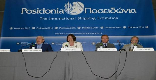 """Το """"αγκάθι"""" της φορολογίας στην κοινή συνέντευξη τύπου Βενιάμη – Ευρωπαίας Επιτρόπου - e-Nautilia.gr   Το Ελληνικό Portal για την Ναυτιλία. Τελευταία νέα, άρθρα, Οπτικοακουστικό Υλικό"""