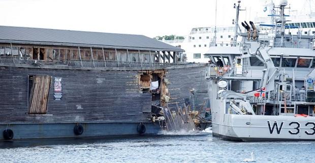 Σύγκρουση νορβηγικού σκάφους με την… Κιβωτό του Νώε (video&photos) - e-Nautilia.gr   Το Ελληνικό Portal για την Ναυτιλία. Τελευταία νέα, άρθρα, Οπτικοακουστικό Υλικό