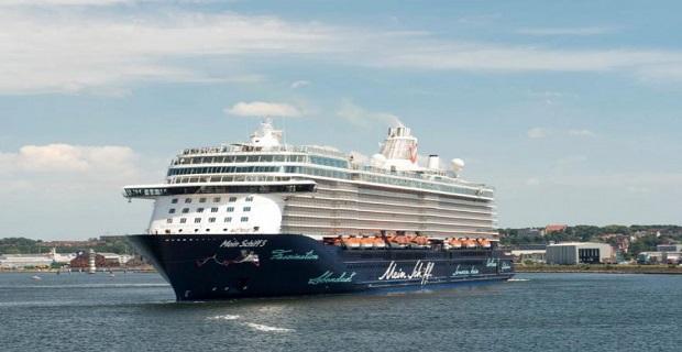 Στο Κίελο το Mein Schiff 5 για δοκιμαστικά ταξίδια - e-Nautilia.gr | Το Ελληνικό Portal για την Ναυτιλία. Τελευταία νέα, άρθρα, Οπτικοακουστικό Υλικό