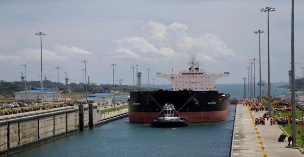 Η πρώτη δοκιμαστική διέλευση πλοίου από τη νέα Διώρυγα του Παναμά (photos+video) - e-Nautilia.gr | Το Ελληνικό Portal για την Ναυτιλία. Τελευταία νέα, άρθρα, Οπτικοακουστικό Υλικό