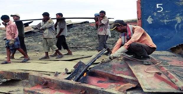 Σερί θανάσιμων εργατικών ατυχημάτων στα διαλυτήρια πλοίων του Μπαγκλαντές - e-Nautilia.gr | Το Ελληνικό Portal για την Ναυτιλία. Τελευταία νέα, άρθρα, Οπτικοακουστικό Υλικό