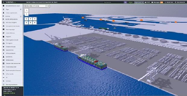 Η Χάβρη το πρώτο Ευρωπαϊκό λιμάνι σε 3D και πραγματικό χρόνο - e-Nautilia.gr   Το Ελληνικό Portal για την Ναυτιλία. Τελευταία νέα, άρθρα, Οπτικοακουστικό Υλικό