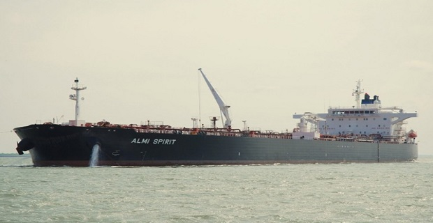 "Almi Maritime: ""Δεν παραγγείλαμε VLCC, δεν είναι η καλύτερη εποχή"" - e-Nautilia.gr | Το Ελληνικό Portal για την Ναυτιλία. Τελευταία νέα, άρθρα, Οπτικοακουστικό Υλικό"