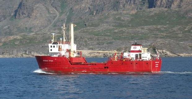Σύγκρουση φορτηγού πλοίου με παγόβουνο στη Γροιλανδία - e-Nautilia.gr | Το Ελληνικό Portal για την Ναυτιλία. Τελευταία νέα, άρθρα, Οπτικοακουστικό Υλικό