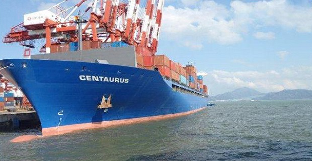 Diana_Containership_Centaurus