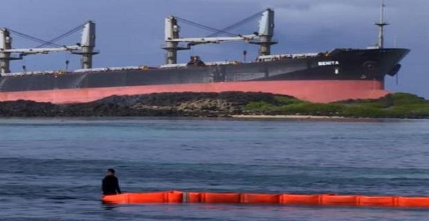 Προχωρά η επιχείρηση ανέλκυσης του προσαραγμένου MV Benita - e-Nautilia.gr | Το Ελληνικό Portal για την Ναυτιλία. Τελευταία νέα, άρθρα, Οπτικοακουστικό Υλικό