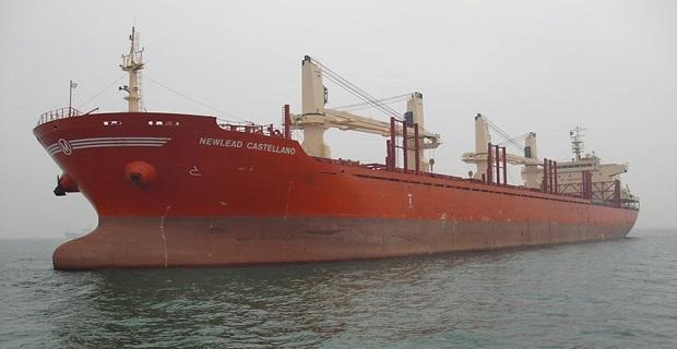 Μετά την κράτηση πλοίου της η NewLead αναγκάζεται να πληρώσει το πλήρωμα - e-Nautilia.gr | Το Ελληνικό Portal για την Ναυτιλία. Τελευταία νέα, άρθρα, Οπτικοακουστικό Υλικό