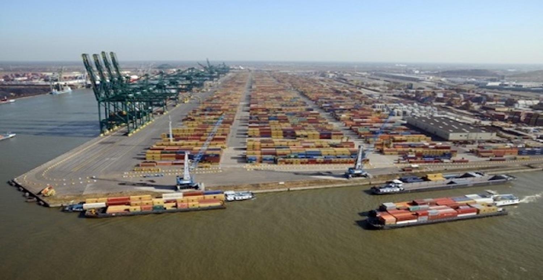 Containership της Maersk συγκρούεται με προβλήτα στην Αμβέρσα (video) - e-Nautilia.gr   Το Ελληνικό Portal για την Ναυτιλία. Τελευταία νέα, άρθρα, Οπτικοακουστικό Υλικό