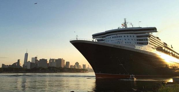 Ανανεωμένο στη Νέα Υόρκη το κρουαζιερόπλοιο Queen Mary 2 - e-Nautilia.gr | Το Ελληνικό Portal για την Ναυτιλία. Τελευταία νέα, άρθρα, Οπτικοακουστικό Υλικό