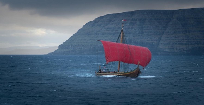 Ένα αυθεντικό πλοίο Viking διασχίζει τον Βόρειο Ατλαντικό (Photos) - e-Nautilia.gr | Το Ελληνικό Portal για την Ναυτιλία. Τελευταία νέα, άρθρα, Οπτικοακουστικό Υλικό