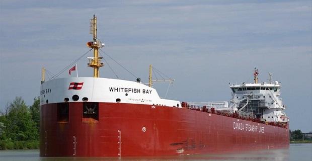 bulk_carrier_Whitefish Bay