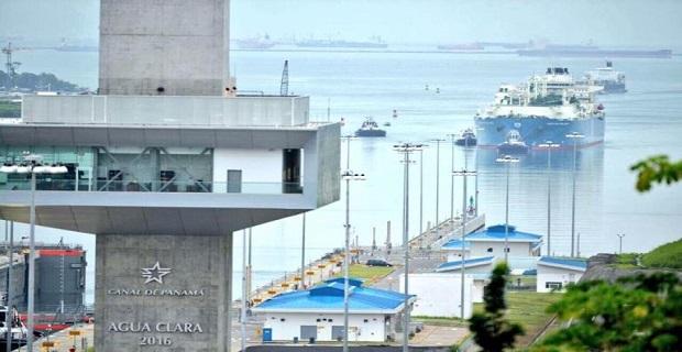 Η πρώτη διέλευση πλοίου μεταφοράς LNG από την νέα Διώρυγα του Παναμά (photos) - e-Nautilia.gr | Το Ελληνικό Portal για την Ναυτιλία. Τελευταία νέα, άρθρα, Οπτικοακουστικό Υλικό