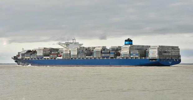 Προσάραξη containership της Maersk στη Διώρυγα του Σουέζ - e-Nautilia.gr | Το Ελληνικό Portal για την Ναυτιλία. Τελευταία νέα, άρθρα, Οπτικοακουστικό Υλικό