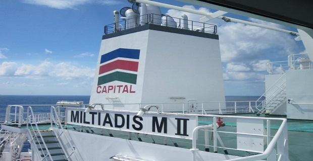 Η Capital Product Partners ναυλώνει δύο τάνκερ στη μητρική της - e-Nautilia.gr   Το Ελληνικό Portal για την Ναυτιλία. Τελευταία νέα, άρθρα, Οπτικοακουστικό Υλικό